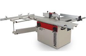 Hammer B3 Comfort Winner,kombinationsmaskin  för justersågning och vertikalfräsning